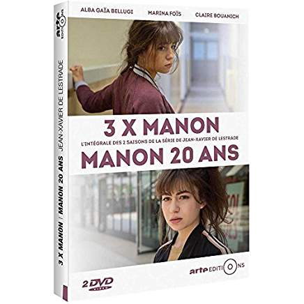 Manon 20 ans disponible en coffret DVD