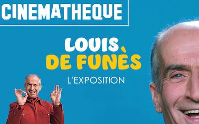 La Cinémathèque célèbre Louis de Funès